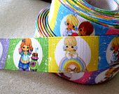1'' Precious Moment Grosgrain Ribbon