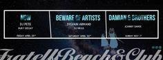 1. Mai, Beach Club, Dj, Brother, City, Cities