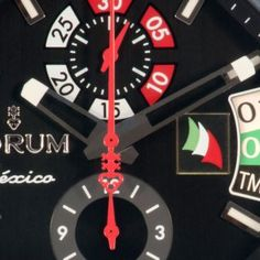 Corum admiral's Cup AC-ONE 45