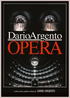 Aufkleber & Sticker Filme & Dvds Poster Plakat Aufkleber Sticker 1982 Dario Argento Tenebre