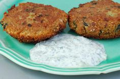 Meatless Monday: Curried quinoa cakes with spinach - CSMonitor.com