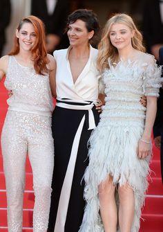 Kristen Stewart - 'Clouds of Sils Maria' Premieres at Cannes
