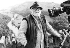 Richard Attenborough. Actor. Director. Naturalist. Gent.