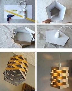 24 DIY Cardboard projects Found on themagazinea.com