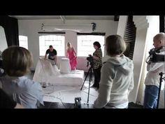 Miss Aniela 'levitation' photography workshop