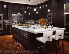 If your kitchen design is from decades ago, or you want to sell your house, it may be time to modernize it.