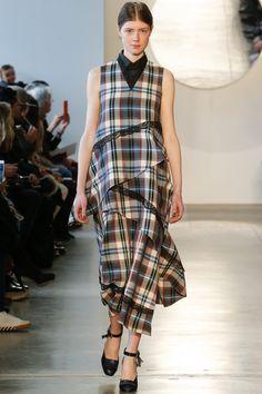 Suno Fall 2016 Ready-to-Wear Fashion Show - Jessica Burley