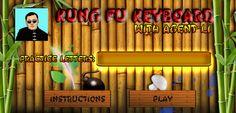 Kung Fu Keyboard (Original Game)
