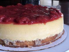 Strawberry Cheesecake, Strawberry Recipes, Cheesecake Recipes, Dessert Recipes, Italian Desserts, Sweet Desserts, Just Desserts, Italian Cookies, Italian Ricotta Cheesecake
