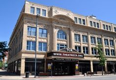 Theatre Cedar Rapids (TCR) - Among the region's largest and longest-operating community theatres, Theatre Cedar Rapids is located in the Iowa Theater Building in the heart of downtown Cedar Rapids, Iowa.