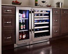 True Professional Series Kitchen -  Residential Refrigeration  refrigerators and freezers