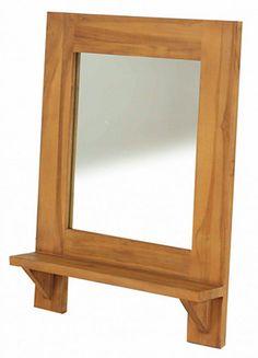 Miroir avec tablette pour entree recherche google deco for Miroir pour entree