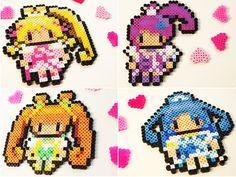 Perler Beads   Tokyo Otaku Mode β   We Heart It   anime, cool, and ...