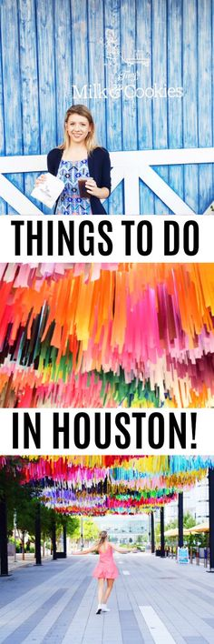 Traveling to Houston soon? Pin now! This Houston Blogger has created the Ultimate Houston Guide to find the best things to do in Houston. Places to see, what to do, and where to eat in Houston, Texas.