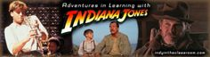 Adventures in Learning with Indiana Jones will be a Collaborating Organization for National Archaeology Day 2012. Learn more by clicking on the image.