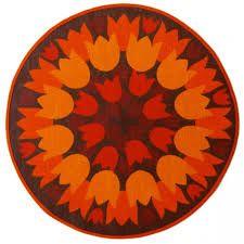 Hessian tablecloth