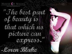 House Of NIght Loren Blake