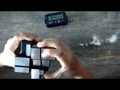 Learn Solving 3 by 3 Mirror Cube