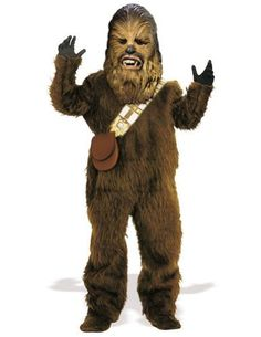 KIDS-COSTUME CHEWBACCA DELUXE CHILD MD HALLOWEEN COSTUME - CHILD MEDIUM  - Click image twice for more info - See a larger selection of men skinsuit  costumes at http://costumeriver.com/product-category/men-skinsuit-costumes/  - men, halloween costumes, halloween  , classic costume, holidays, event, trick or treat , gift ideas, costumes, disguise.