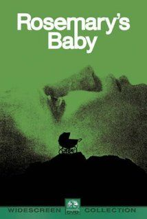Rosemary's Baby (1968), William Castle Productions, with Mia Farrow (Rosemary Woodhouse), John Cassavetes (Guy Woodhouse), and Ruth Gordon (Minnie Castevet). Yawner.