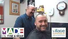 As part of a new campaign for 2017, the promotion of Village Barber products has generated a lot of local interest with 'Made in Tyne & Wear' featuring Village Barber in one of their recent shows. Watch Now: https://www.madeintyneandwear.tv/player/?playercat=90819&vid=w2c20i4f&v=2  #shaving #shavingoil #villagebarber  #shavingbalm