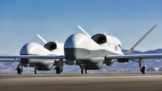 Northrop Grumman MQ-4C Triton is specially designed to fly surveillance missions up to 24 hours at altitudes of more than 10 miles, allowing coverage out to 2,000 nautical miles.