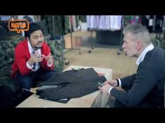 """NiCE UA 13 :""""NICK WOOSTER どうでしょう。"""" [UNITED ARROWS]"""