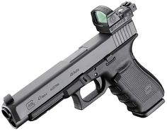 Glock G41 MOS.Loading that magazine is a pain! Excellent loader available for your handgun Get your Magazine speedloader today! http://www.amazon.com/shops/raeind