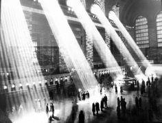New York Grand Central Station, 1935