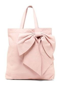 Pink Bow Tote.