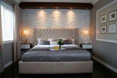 Hálószoba - kő és kő hatású, természetes és dekor burkolatok