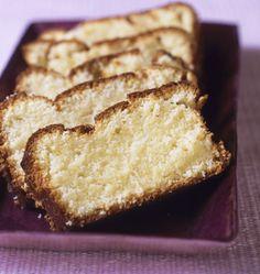Photo de la recette : Cake mousseline au citron