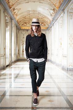 David Naman Spring Summer 2015 Primavera Verano #Menswear #Trends #Moda Hombre #Tendencias   D.P.
