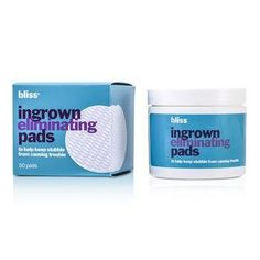 Just in ... Ingrown Hair Elim... & Flying out the door! http://www.zapova.com/products/ingrown-hair-eliminating-peeling-pads-50pads-1