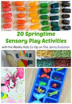 20 Springtime Sensor