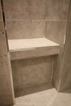 1000 ideas about banc salle de bain on pinterest meuble for Douche italienne avec banc