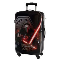 Maleta trolley ABS Star Wars First Order 4r 67cm