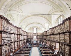 Leggere nella storia, le più antiche biblioteche di Roma e Parigi