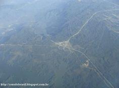 Alto da serra, via Anchieta e interligação