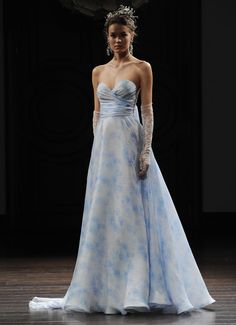 Naeem Khan Spring 2016 Wedding Collection