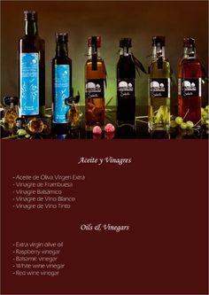 "Spanish Food Prodespa: Oil & Vinegars "" Top Quality """