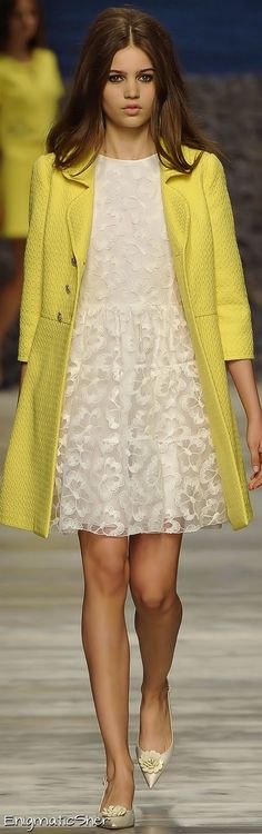 Blugirl Spring Summer 2014 Ready-To-Wear