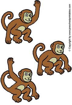 Felt Board Story / 5 Little Monkeys Flannel Board Stories, Felt Board Stories, Felt Stories, Flannel Boards, Five Little Monkeys, Monkey Pattern, Monkey Birthday, Animal Crafts For Kids, Felt Patterns