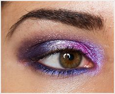 MAC Sweetly Smoky Crushed Metallic Pigments Set Review, Photos, Swatches