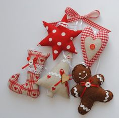Tilda Christmas time inspirations