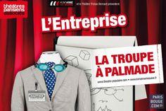 L'Entreprise de la Troupe à Palmade donne un nouveau souffle à la comédie de Boulevard