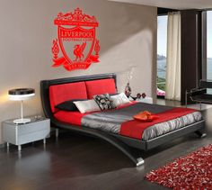 http://www.arab-bedroom.com/2014/04/blog-post_24.html Low Floor Bed, Bedroom Black, Master Bedroom, Teen Bedroom, Ambiance Sticker, Bed Styling, Decoration Stickers, Cozy Bed, It Is Finished