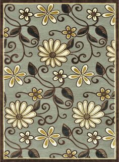 South Shore Decorating: Loloi Rugs HALTHL-15GY Halton Gray Transitional Rug LLR-HALTHL-15GY