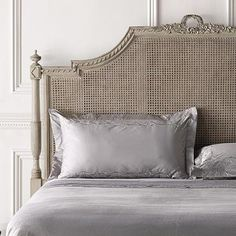 Beauvier French Cane Bed ... Frontgate