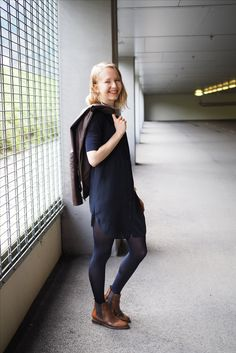 Shirtdresses are so comfortable and appropriate for every occasion.